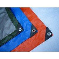 Hdpe Plastic Fabric Tarpaulin