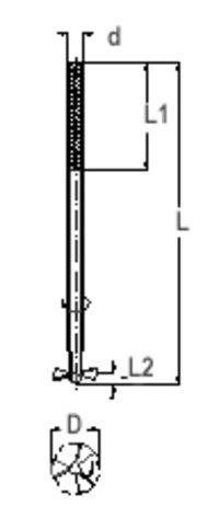 Propeller Stirrer