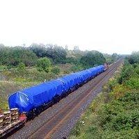 Wagon Rail Tarpaulin Cover