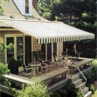 Attractive Retractable Awnings