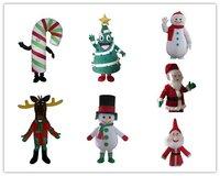 Christmas Mascot Costume