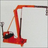 Counter Balance Hyd. Floor Crane