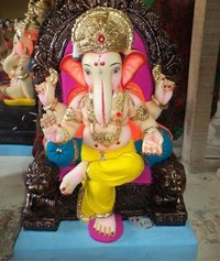 Handcrafted Ganesha Statue