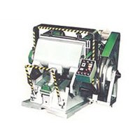 Platen Punching And Embossing Press