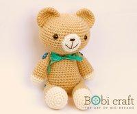 Mr George Christmas Gifts Handmade Amigurumi Plush Toys