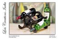 Wooden Wine Rack