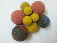 Cleaning Sponge Rubber Balls