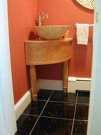 Bathroom Corner Cabinet
