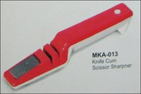 Knife Cum Scissor Sharpner - Mka 013