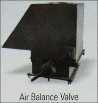 Air Balance Valve