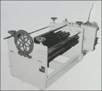 Sheet Metal Straightening Machine