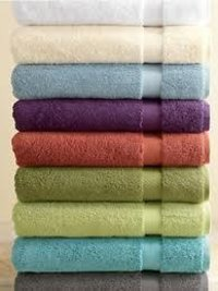 Designer Bath Towels