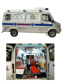 Advance Life Support Ambulances