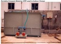 Packaged And Portable Sewage Treatment Plant