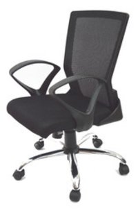 Revolving Mesh Back Office Chairs