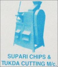 Supari Chips And Tukda Cutting Machine