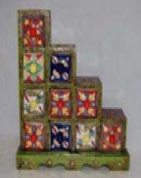 Ceramic Wooden Drawers