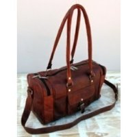 Goat Leather Travel Bags