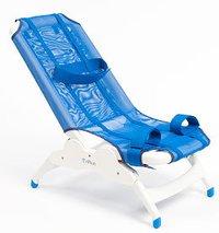 Medium (E542) Blue Wave Bath Chair