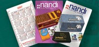 Nandi Pocket Calendars