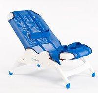 Small (E541) Blue Wave Bath Chair