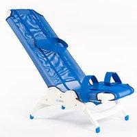 Large (E543) Blue Wave Bath Chair