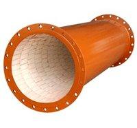 Alumina Lined Pipes
