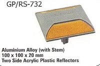 Two Side Acrylic Plastic Reflector (Gp/Rs-732)