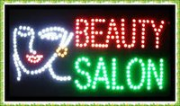 Led Salon Signs