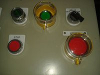 Emergency Push Button Lockouts