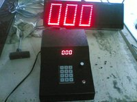 Wireless Token Display System
