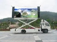 Truck Led Display Screen