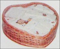 Heart Shape Basketry Gift Set - Fr 5637 A