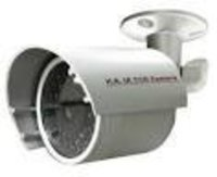 Colored Cctv Camera
