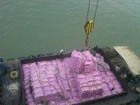 Rice Handling At Kakinada Port