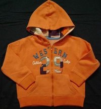 Hooded Kids Sweatshirt