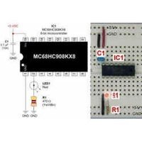 Microcontroller IC Power Mosfet