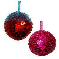 Beaded Christmas Ball