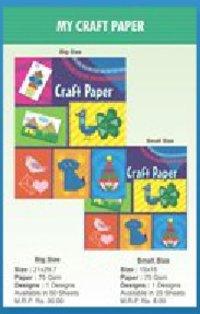 Craft Paper Book
