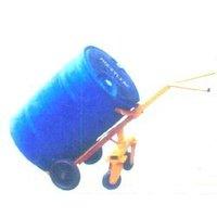 4-Wheeler Drum Trolley