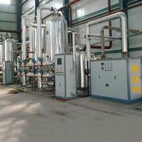 Air Compressor Based Liquid Oxygen Plant