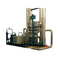 Liquid Oxygen Compact Plant