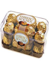 16pcs Ferrero Rochers