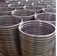 Ring Joint Gaskets In Soft Iron