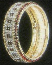 Elegant Gold Bangles