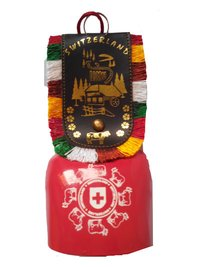 Feng Shui Swiss Cow Bell-Small