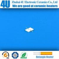 Flat-Shaped Ceranic Heater Element