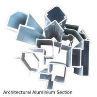 Architectural Aluminum Section