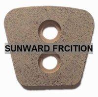 Clutch Button Pads