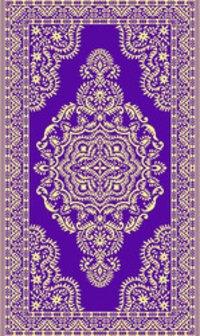 Elegant Plastic Carpet